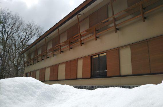 久しぶりの上高地へ ~除雪作業へ行ってきました~