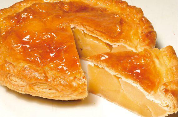 大人気のアップルパイ ご用意してます!